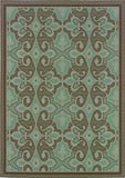 Oriental Weavers Montego 2335L Blue/Brown Area Rug main image