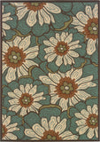 Oriental Weavers Montego 3444M Blue/Brown Area Rug main image