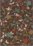 Oriental Weavers Montego 967X6 Brown/Green Area Rug main image