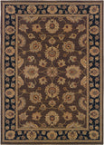 Oriental Weavers Nadira 339A2 Brown/Black Area Rug main image