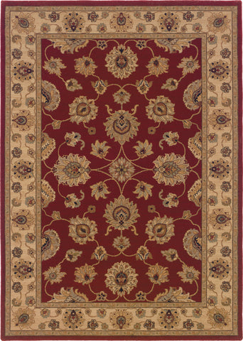 Oriental Weavers Nadira 339C2 Red/Ivory Area Rug main image