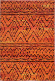 Oriental Weavers Nomad 8122O Orange/Red Area Rug main image