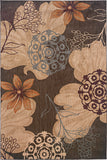 Oriental Weavers Palermo 2870B Brown/Beige Area Rug main image