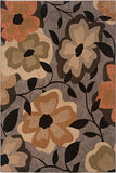 Oriental Weavers Palermo 2874A Grey/Gold Area Rug main image