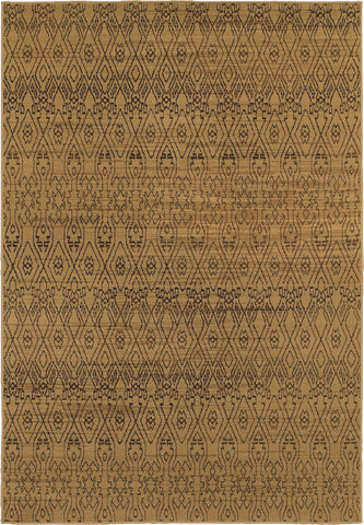 Oriental Weavers Parker 5839B Beige/Brown Area Rug main image