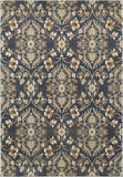 Oriental Weavers Pasha 6548S Blue/ Brown Area Rug main image