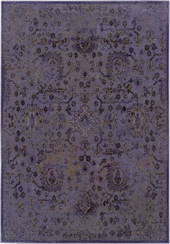 Oriental Weavers Revival 3692E Purple/Beige Area Rug main image