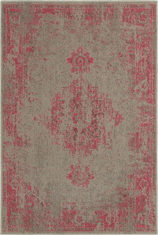 Oriental Weavers Revival 6330F Grey/Pink Area Rug main image