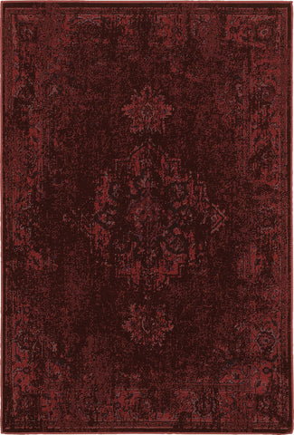 Oriental Weavers Revival 6330M Red/Pink Area Rug main image