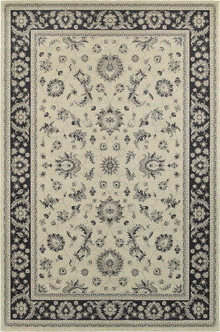 Oriental Weavers Richmond 117W3 Ivory/Navy Area Rug main image