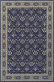 Oriental Weavers Richmond 119B3 Navy/Grey Area Rug main image