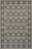 Oriental Weavers Richmond 119U3 Grey/Navy Area Rug main image