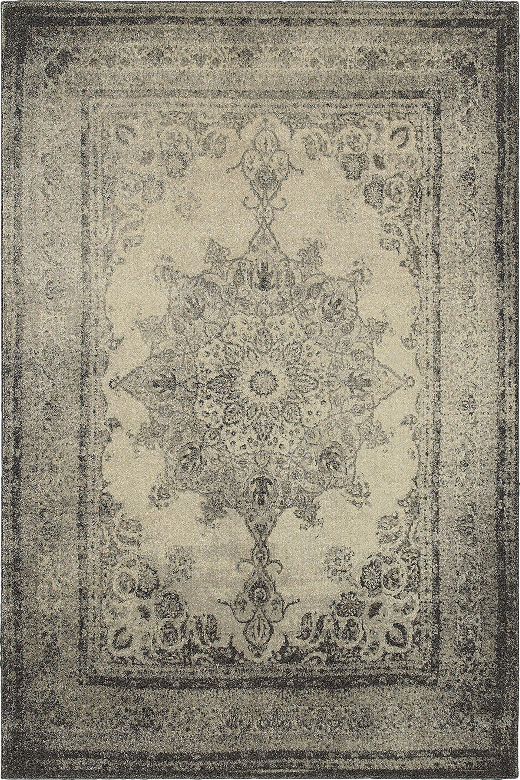 Oriental Weavers Richmond 1333Y Ivory/Grey Area Rug main image