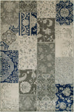 Oriental Weavers Richmond 1338B Ivory/Grey Area Rug main image