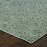Oriental Weavers Richmond 214Z3 Beige/Ivory Area Rug Corner