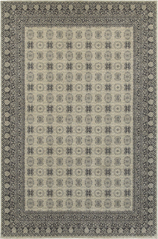 Oriental Weavers Richmond 4440S Ivory/Grey Area Rug main image