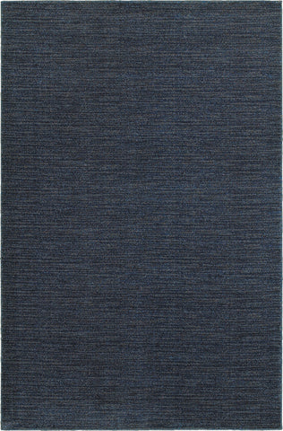 Oriental Weavers Richmond 526B3 Navy/Grey Area Rug main image
