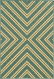 Oriental Weavers Riviera 4589A Blue/Green Area Rug main image