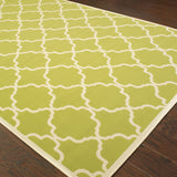 Oriental Weavers Riviera 4770M Green/Ivory Area Rug Closeup