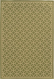 Oriental Weavers Riviera 4771B Green/Ivory Area Rug main image