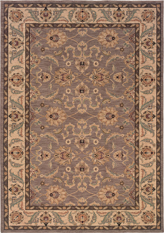 Oriental Weavers Salerno 2859F Grey/Ivory Area Rug main image