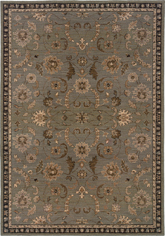 Oriental Weavers Salerno 2945D Grey/Brown Area Rug main image