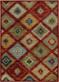 Oriental Weavers Sedona 5936D Red/Multi Area Rug main image