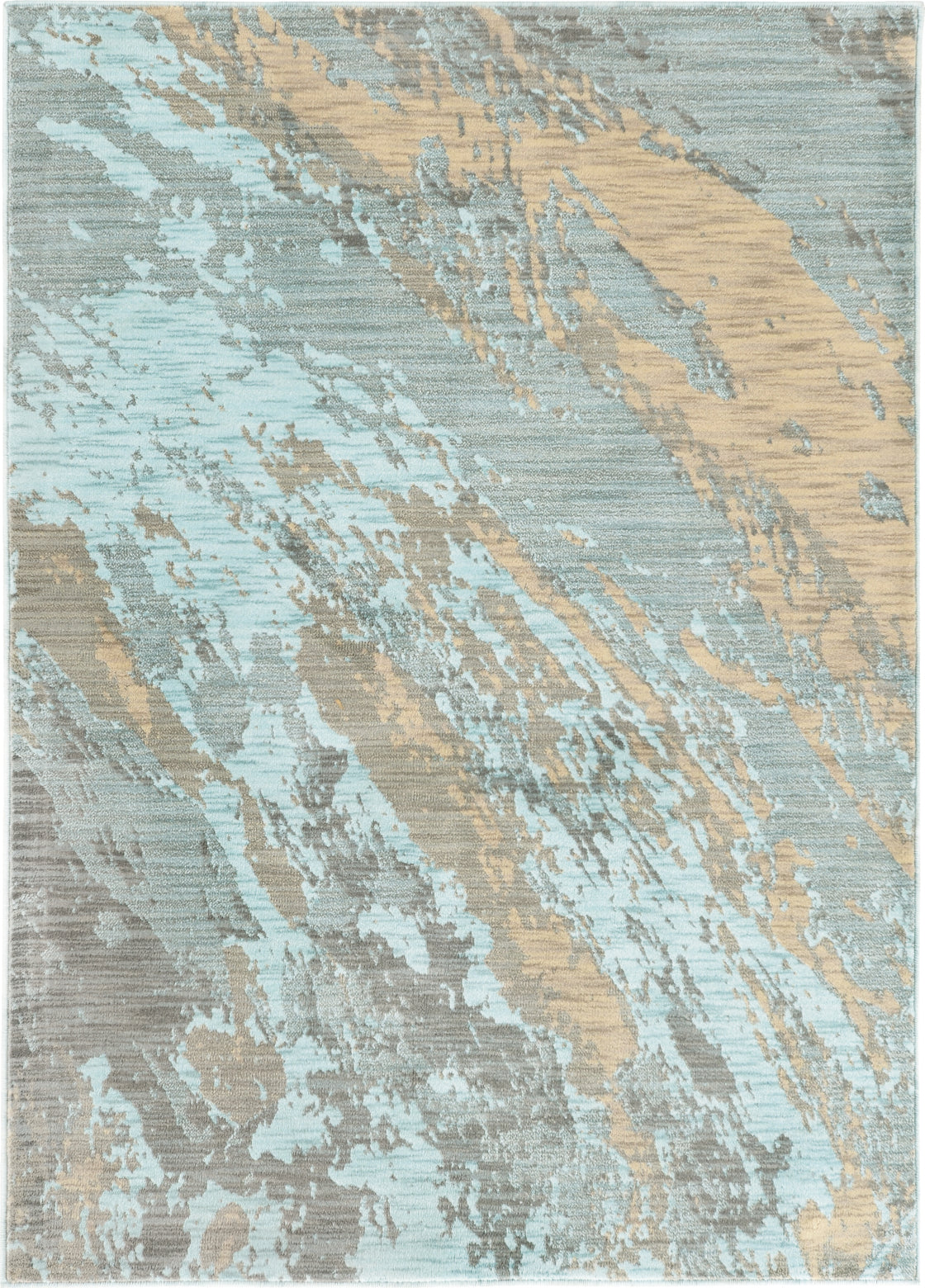 Oriental Weavers Sedona 6367A Blue/Grey Area Rug main image
