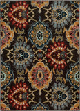 Oriental Weavers Sedona 6369D Charcoal/Multi Area Rug main image