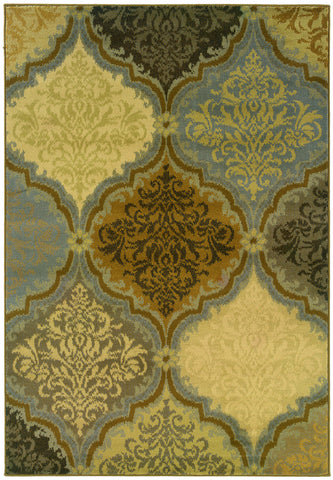 Oriental Weavers Stella 3165E Grey/Gold Area Rug main image