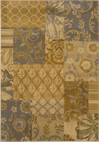 Oriental Weavers Stella 3281B Gold/Grey Area Rug main image