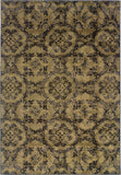 Oriental Weavers Stella 3336A Grey/Black Area Rug main image