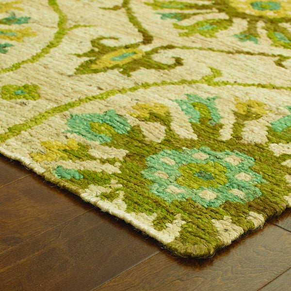 Tommy Bahama Valencia 57701 Beige Area Rug Incredible