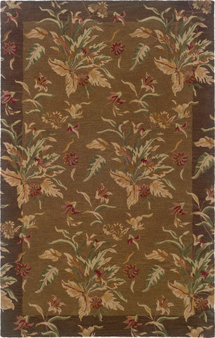 Oriental Weavers Windsor 23101 Tan/Brown Area Rug main image