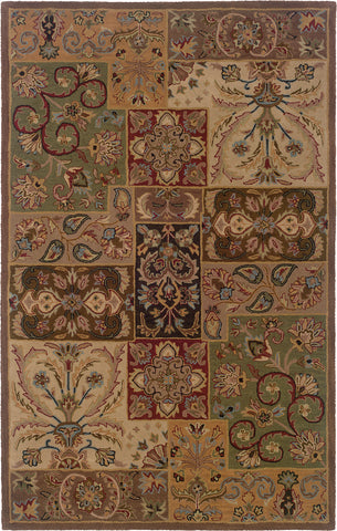 Oriental Weavers Windsor 23103 Beige/Brown Area Rug main image