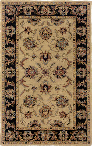 Oriental Weavers Windsor 23105 Ivory/Black Area Rug main image