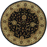 Oriental Weavers Windsor 23106 Black/Ivory Area Rug 7' 6 Round