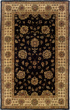Oriental Weavers Windsor 23106 Black/Ivory Area Rug main image