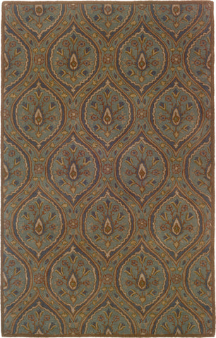 Oriental Weavers Windsor 23108 Blue/Ivory Area Rug main image