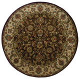 Oriental Weavers Windsor 23110 Brown/Beige Area Rug 7' 6 Round