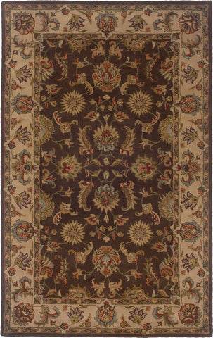 Oriental Weavers Windsor 23110 Brown/Beige Area Rug main image