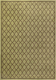 Oriental Weavers Zanzibar 2868G Green/Brown Area Rug main image