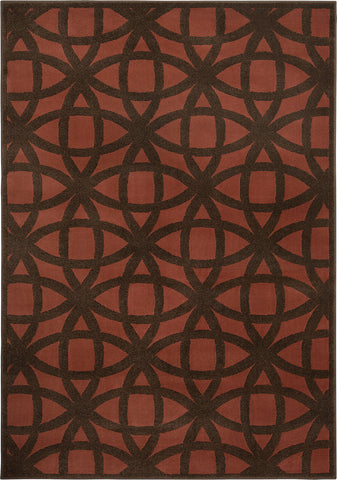 Oriental Weavers Zanzibar 2963B Rust/Brown Area Rug main image