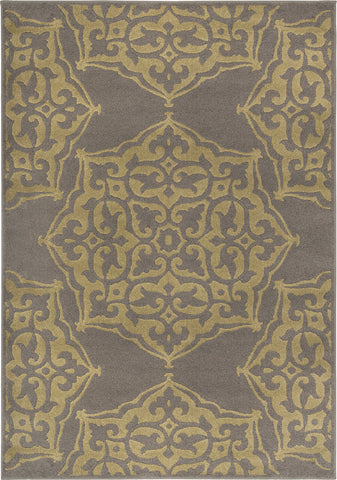 Oriental Weavers Zanzibar 2988C Grey/Green Area Rug main image