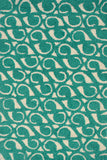 Rug Market America Pop Accents Yang Teal Teal/White Area main image