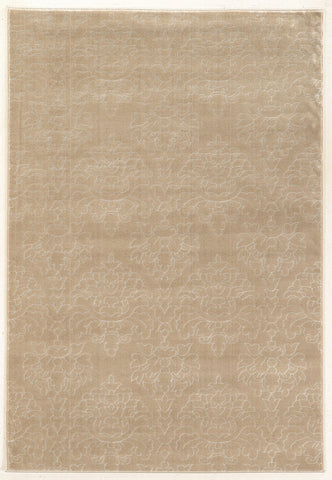 Linon Prisma Collection RUGPA22 Lt Beige/White Area Rug main image