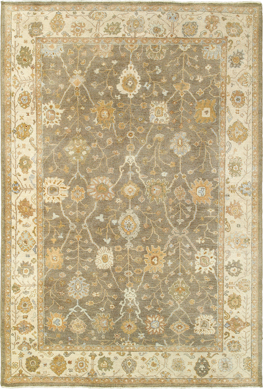 Tommy Bahama Palace 10302 Brown Area Rug main image