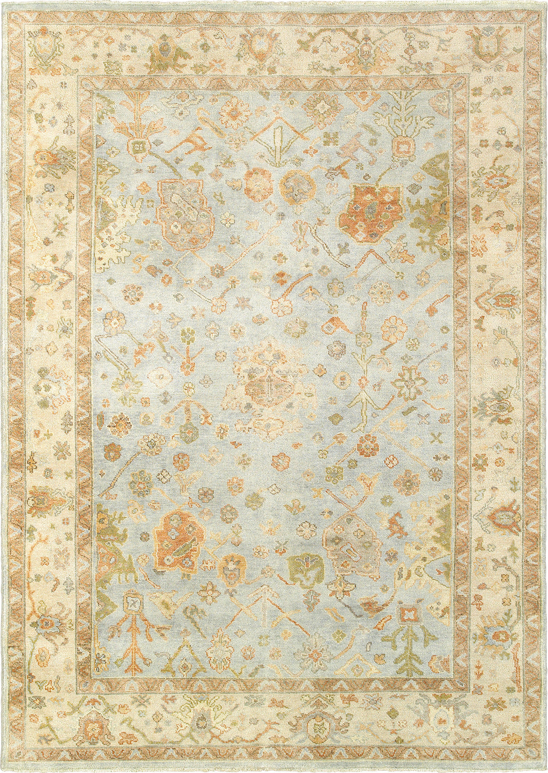 Tommy Bahama Palace 10304 Blue Area Rug main image
