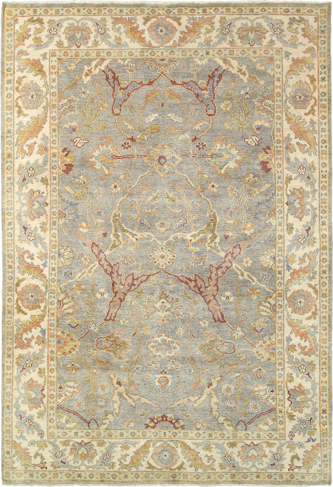 Tommy Bahama Palace 10305 Grey Area Rug main image