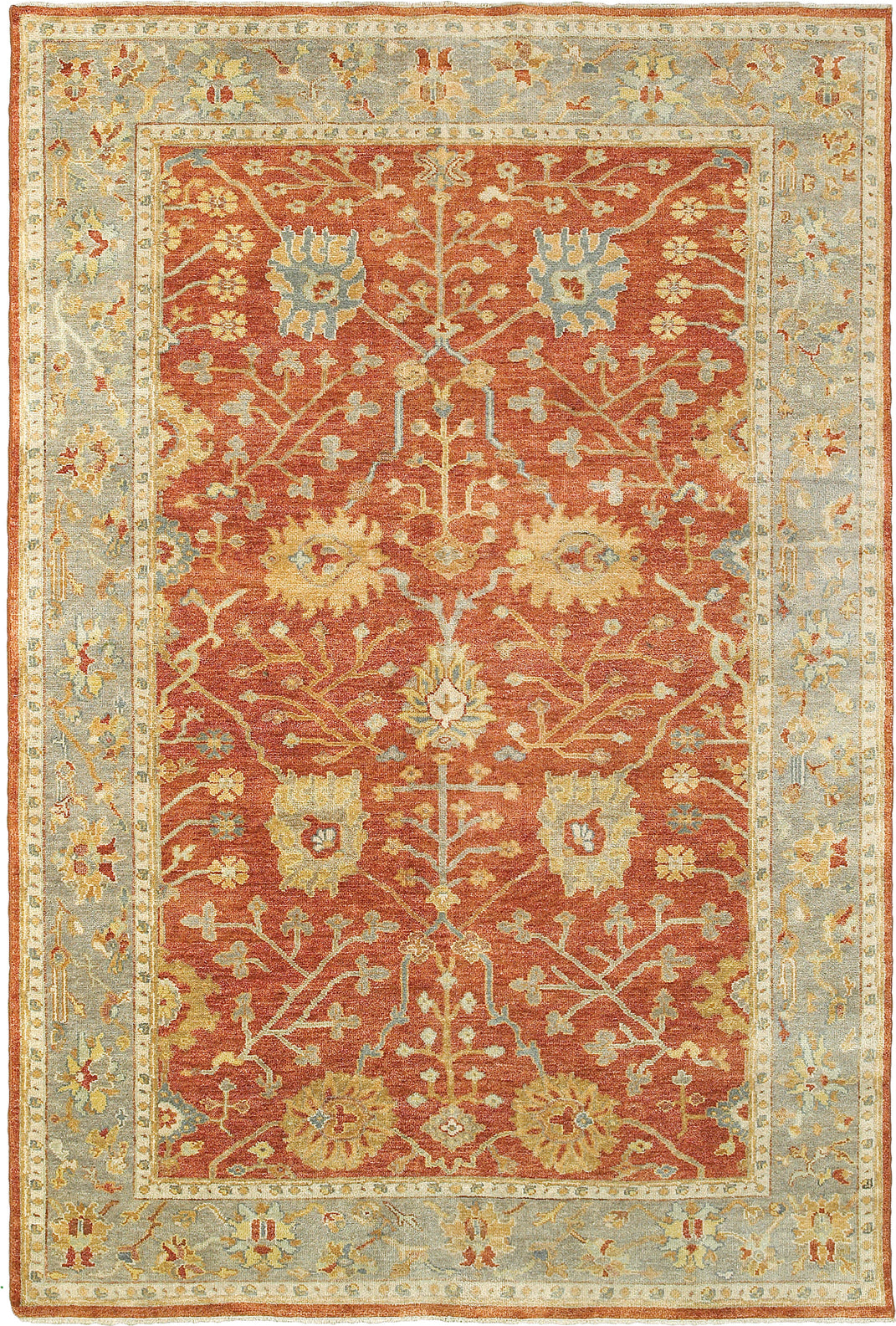 Tommy Bahama Palace 10306 Red Area Rug main image